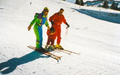 Why Family Ski Holidays in Les Gets are the best!